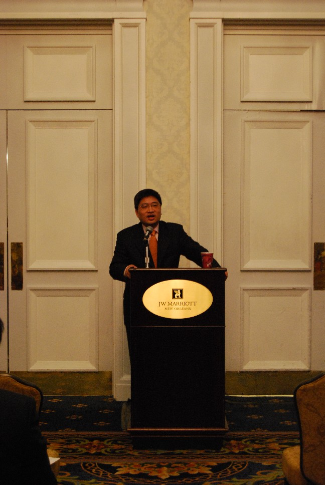 Vice President of Shanghai University of Finance and Economics